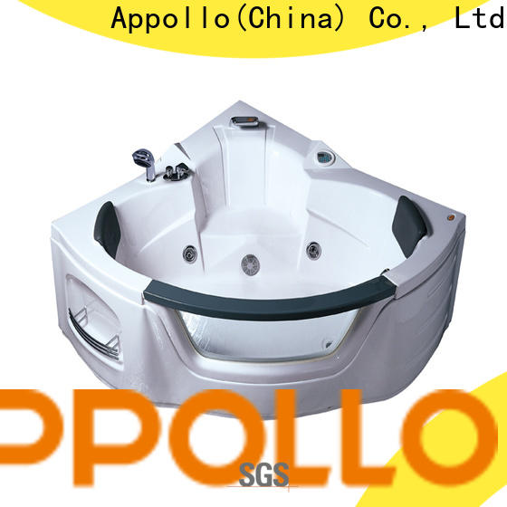 Appollo Bath air tub shower combo at0917 supply for hotel