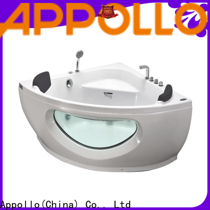 Appollo jets drop in air bathtub company for resorts