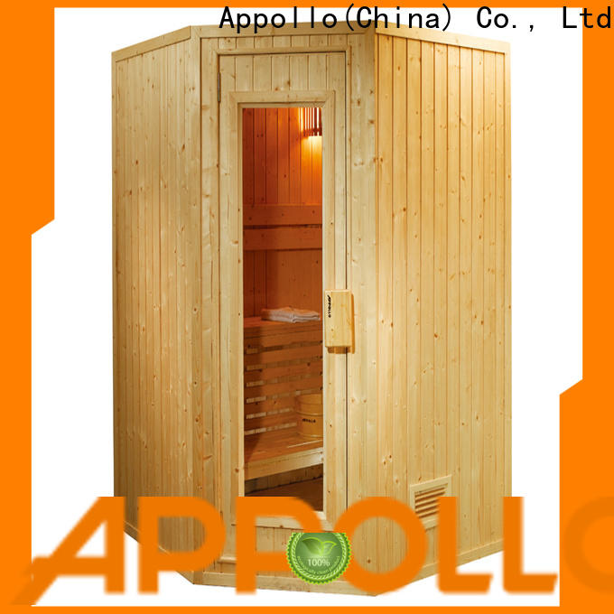 Appollo best personal sauna room for business for home use