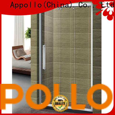 Appollo Bulk purchase best double shower enclosure for hotels