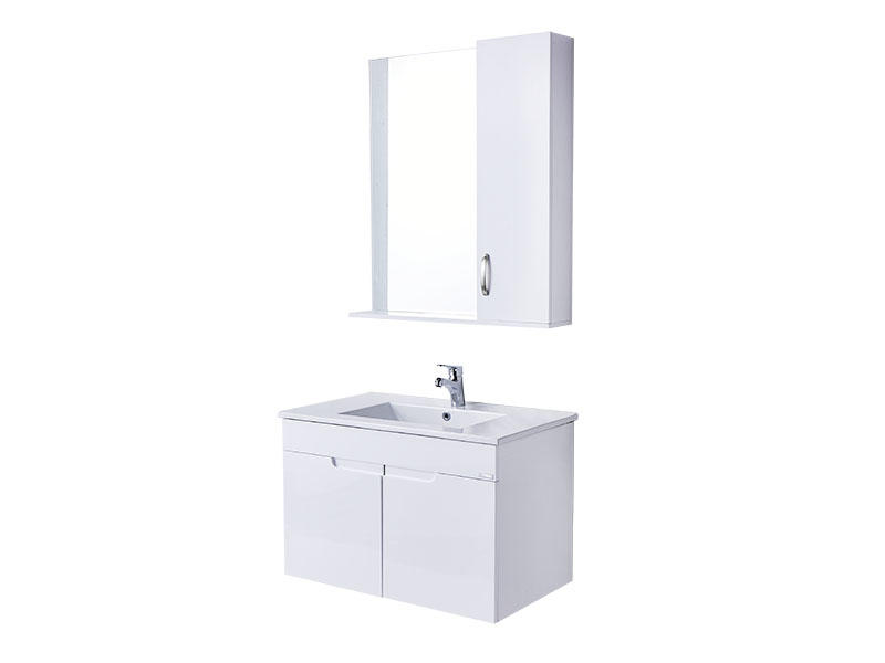Exquisite Bathroom Cabinet With Mirror UV-3912A