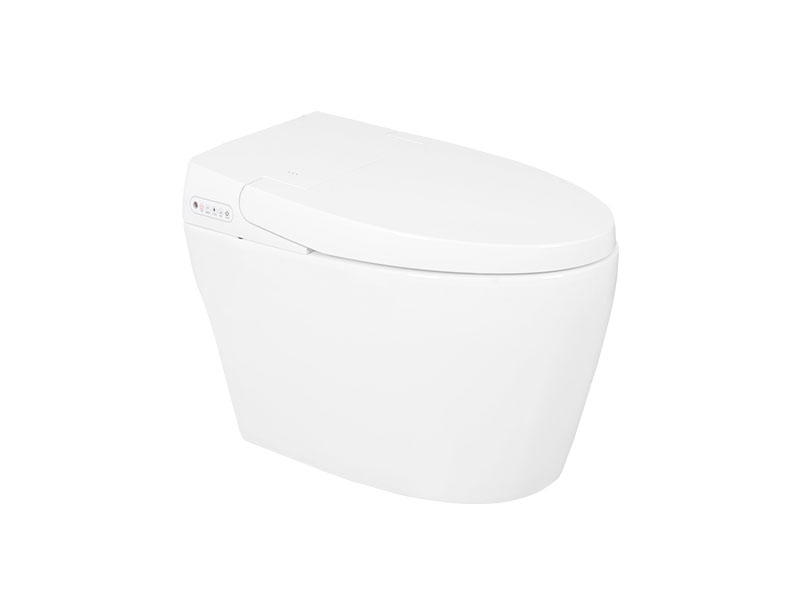 Smart Toilet With Intelligent Heating Seat For Sale Zn-073