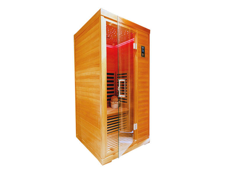 Best Sale Infrared Sauna With Starry Light V-0107