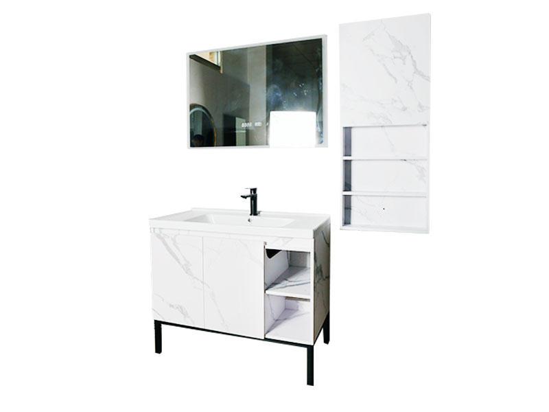 Modern Bathroom Cabinet Bathroom Vanity Set AF-1814