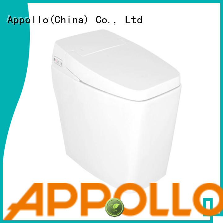 Appollo best smart toilet seat for business for bathroom