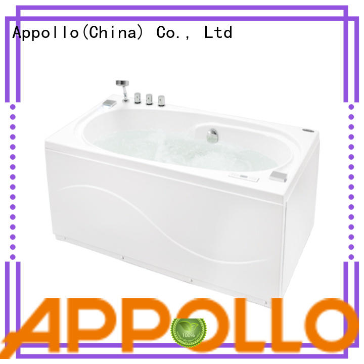 Appollo bubble 6 ft bathtub for business for hotel