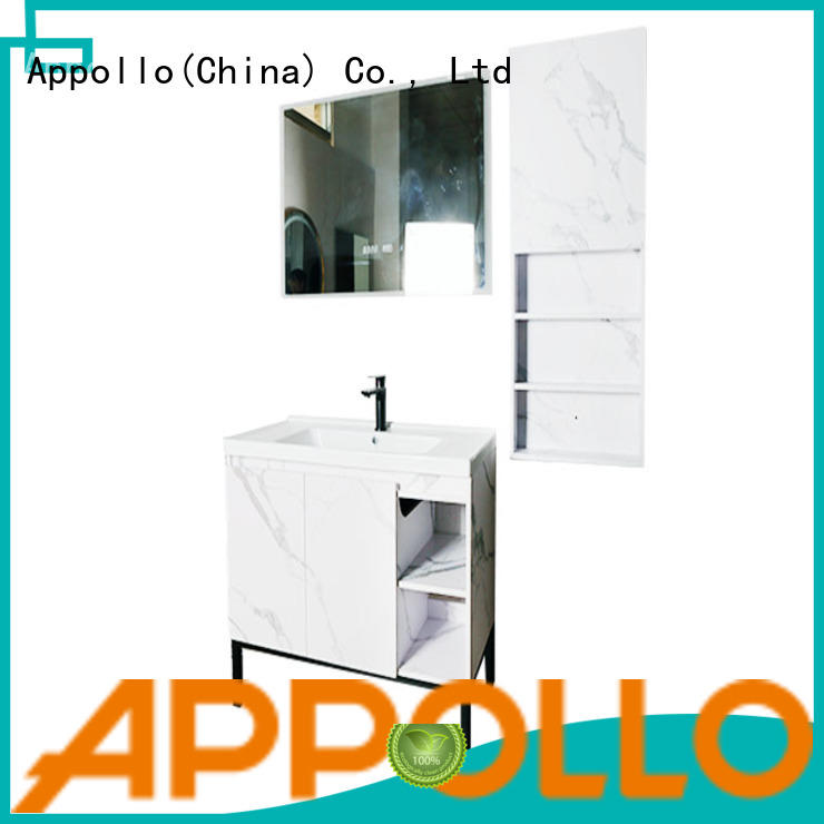wholesale bathroom vanity set design factory for home use