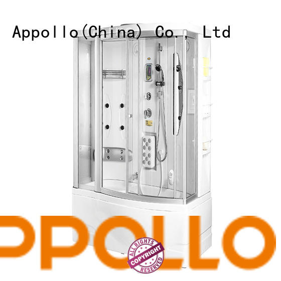 Appollo bath steam room shower combo supply for house