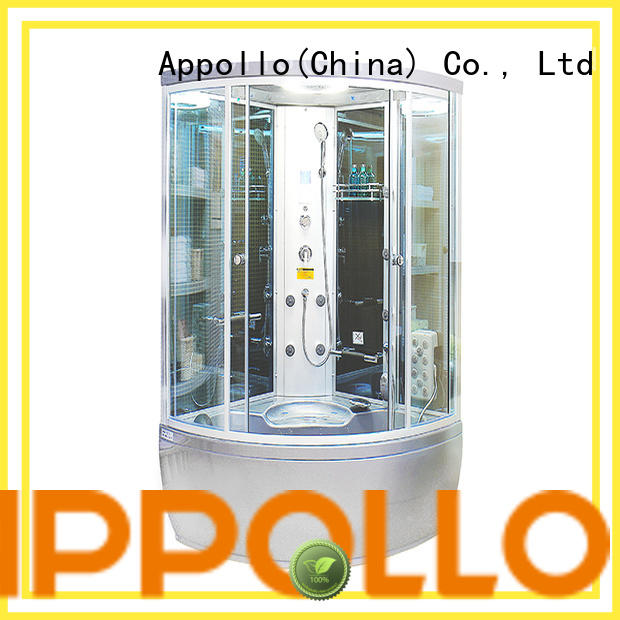 Appollo high-quality cheap steam shower manufacturers for home use