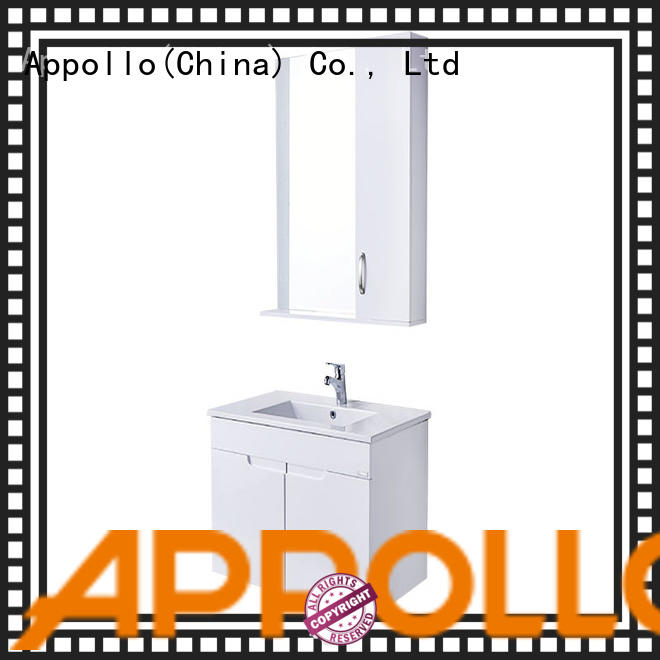Appollo af1814 bathroom furniture suppliers for family