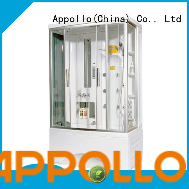 Appollo wholesale small steam shower for family