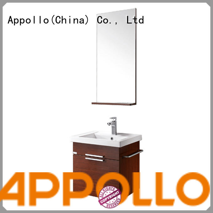 Appollo uv3912a custom bathroom cabinets suppliers for house