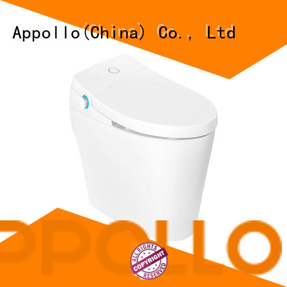 Appollo zn079 toilet for small bathroom suppliers for men