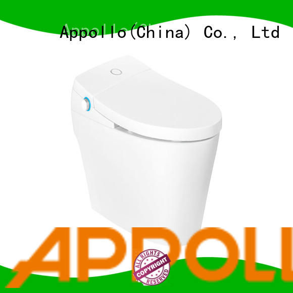 Appollo height smart toilet manufacturers for bathroom