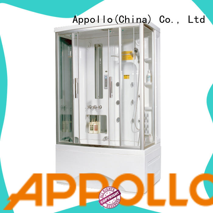 Appollo whirlpool small steam shower for business for family