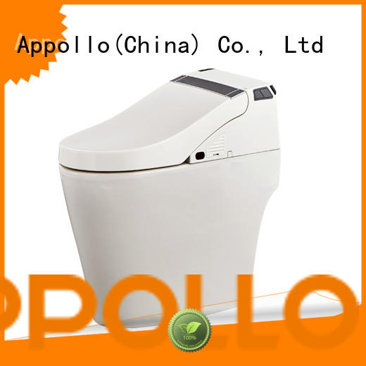 Appollo automatic home toilet suppliers for bathroom