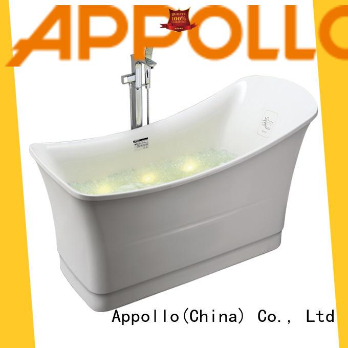 Appollo tubs air bubble bathtub manufacturers for bathroom