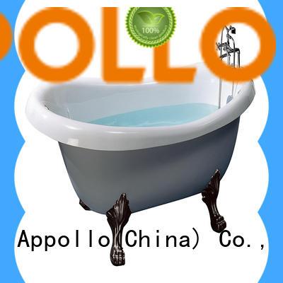 Appollo ts1515 ceramic bathtub for business for bathroom