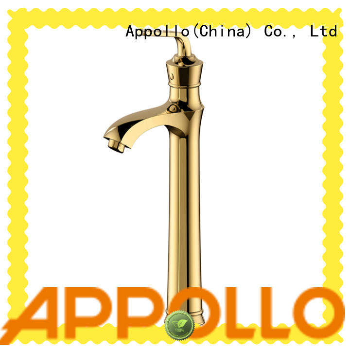 Appollo faucet brass bathroom faucets company for home use