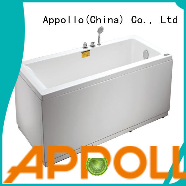 Appollo best steel bath for business for family