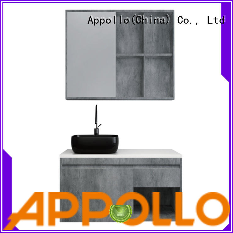 Appollo top fitted bathroom furniture manufacturers for bathroom
