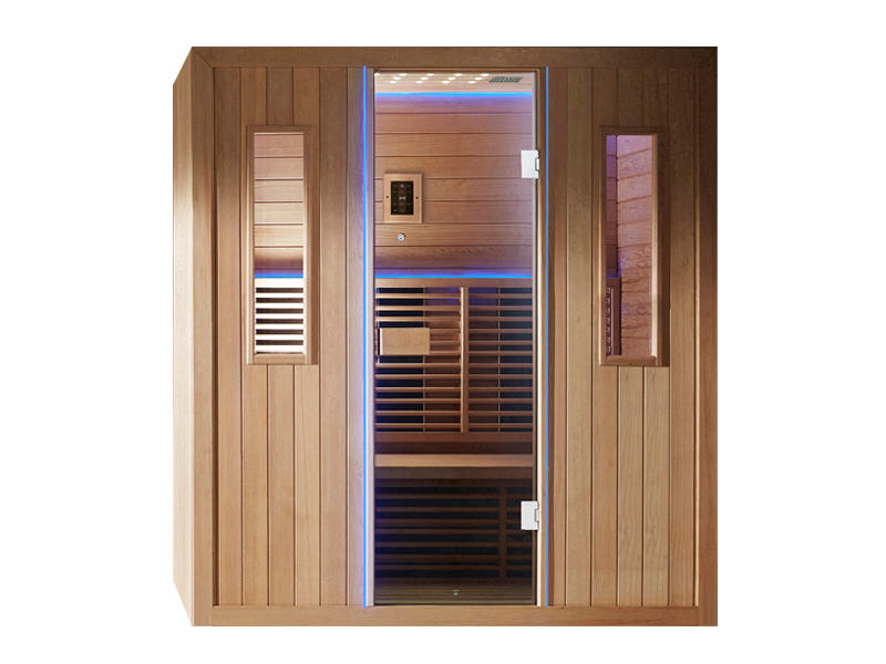 2 Person Sauna Room For Sale V-0116