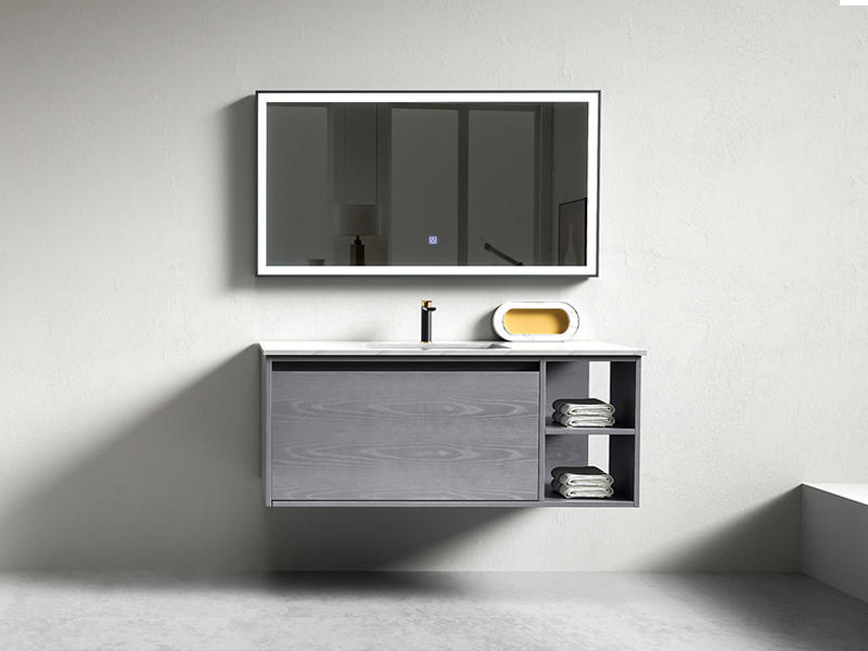 High-end Bathroom Drawer Cabinet With Freestanding AF-1826