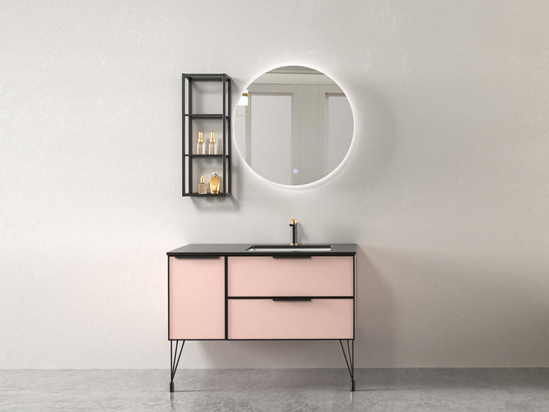 Bathroom Cabinet With Drawers, Bathroom Units AF-1836