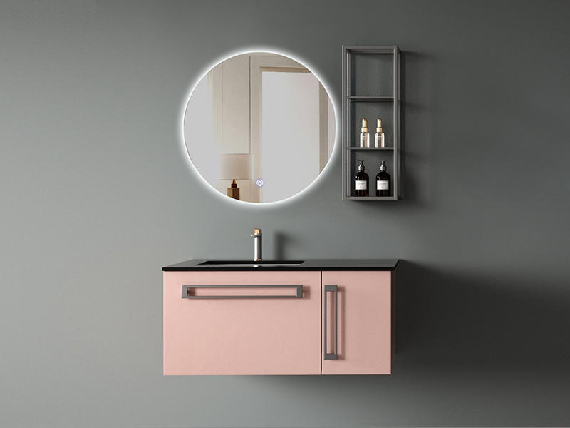 Modern Bathroom Furniture,with Custom Bathroom Cabinet AF-1837