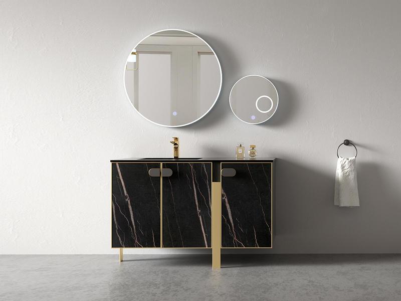 Leisure Modern Bathroom Furniture With High-grade Cabinet AF-1838