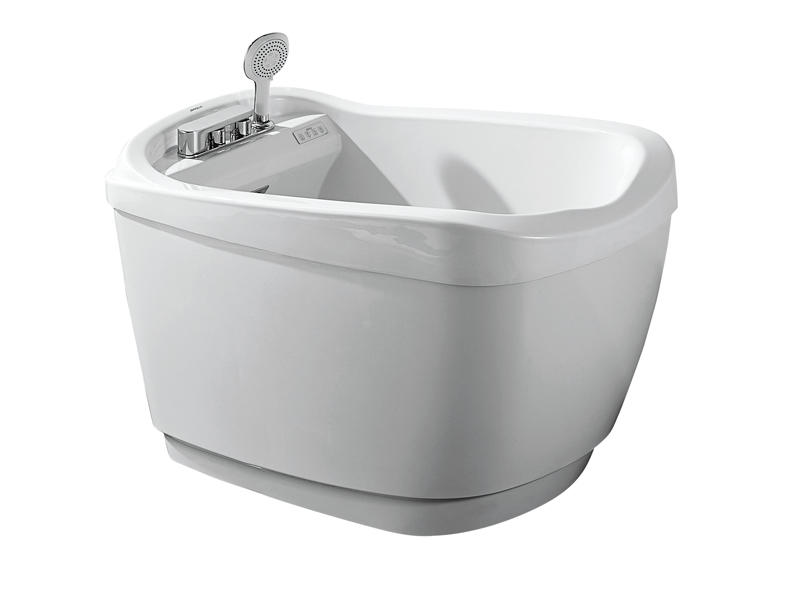 Wholesale baby massage bathtubs with bubble AT-9168