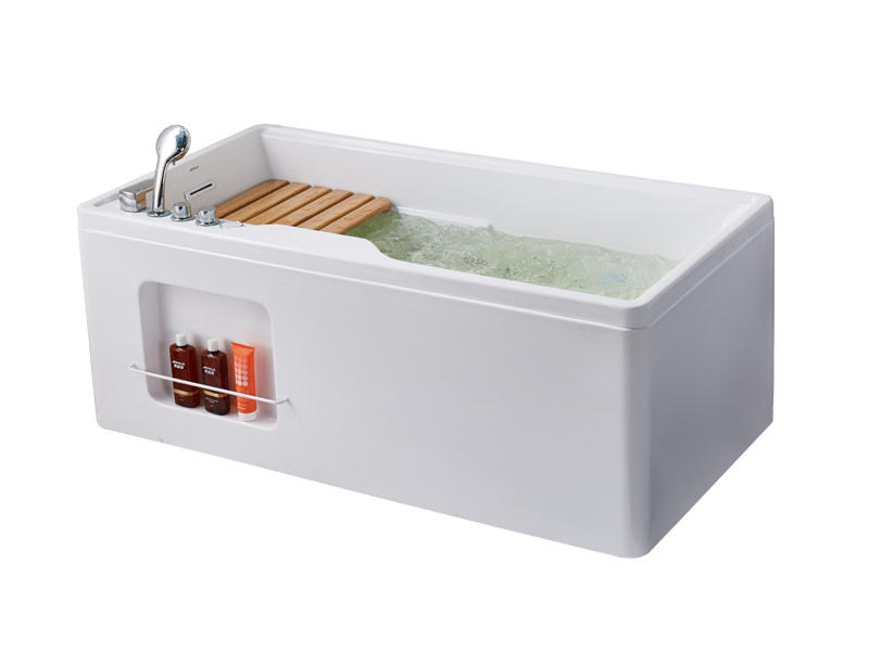 Spa bathtub with hydro-massage function AT-9171E