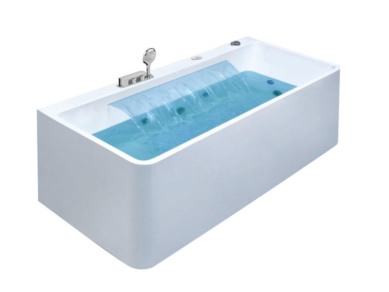 Hydrotherapy Massage Tub, Waterfall Bathtub Wholesale AT-9180