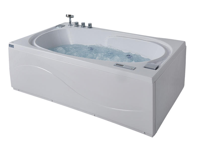 Modern Air Bubble Bathtub With Computer Control System AT-9032