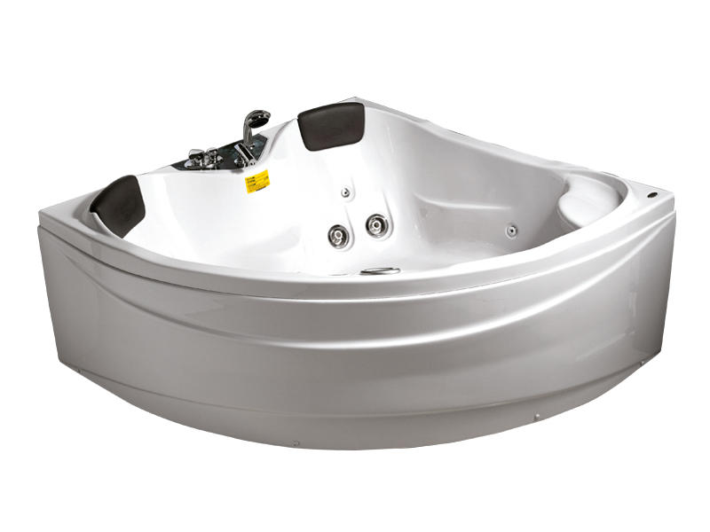 Air jet bathtub with hydro-massage system AT-0921