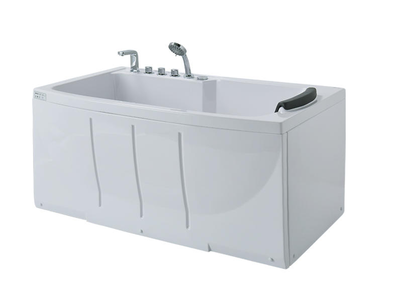 Spa massage bathtub with pillow AT-9042