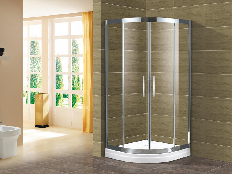Fashionable Shower Enclosure With Sliding Door Ts-6990