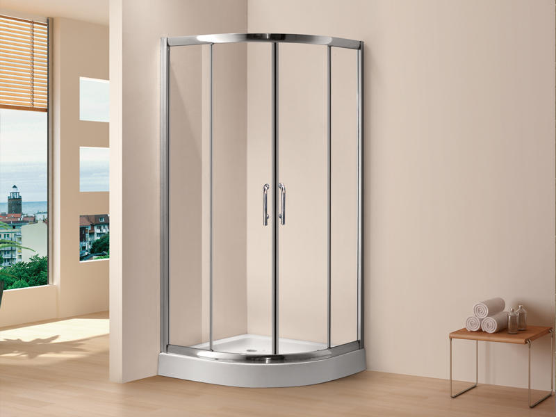 Shower Enclosure Glass With Sliding Door Ts-6991