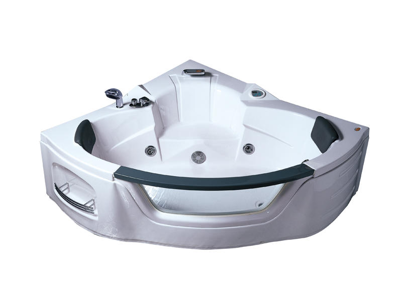 Modern whirlpool massage bathtub  with two pillows AT-0920A / AT-0917