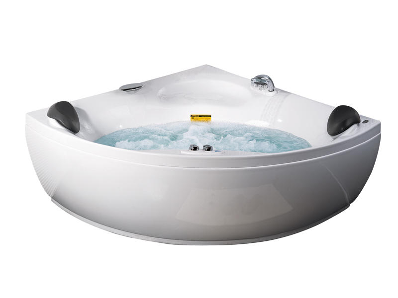 Large bathtubs with Hydro-massage system for 2 person AT-0936