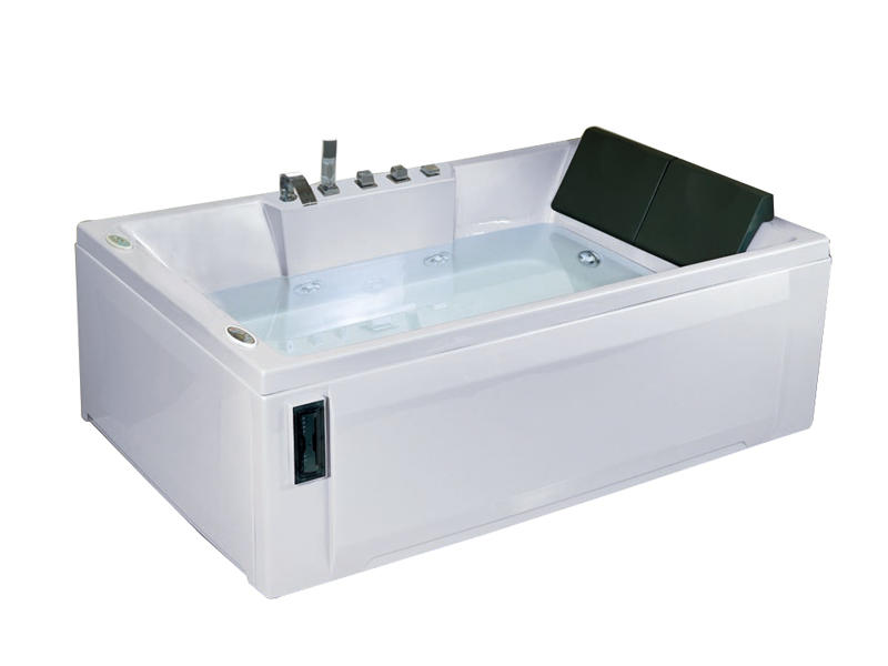 Classical freestanding bathtub with Hydro-massage AT-0956