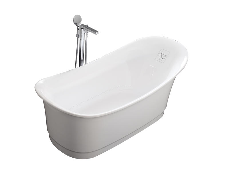 Freestanding massage bathtub with bubble AT-9089