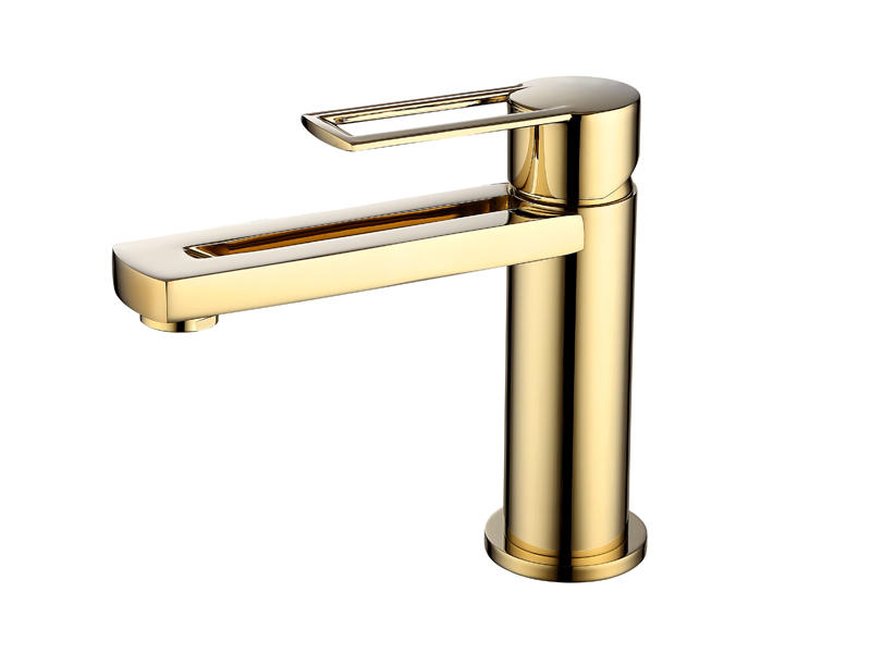 Unique bathroom faucets,single handle bathroom faucet AS-2052KG