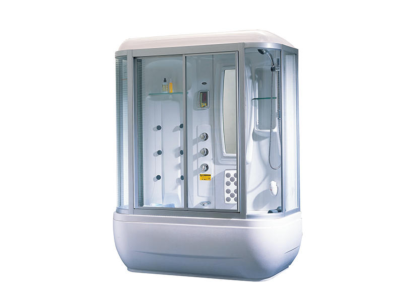 Shower And Steam Room, Shower Cabin Supplier In China A-0734