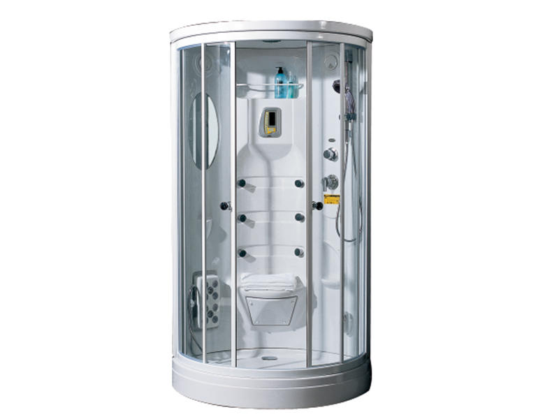Hot sale home steam room with mutilmedia function A-333