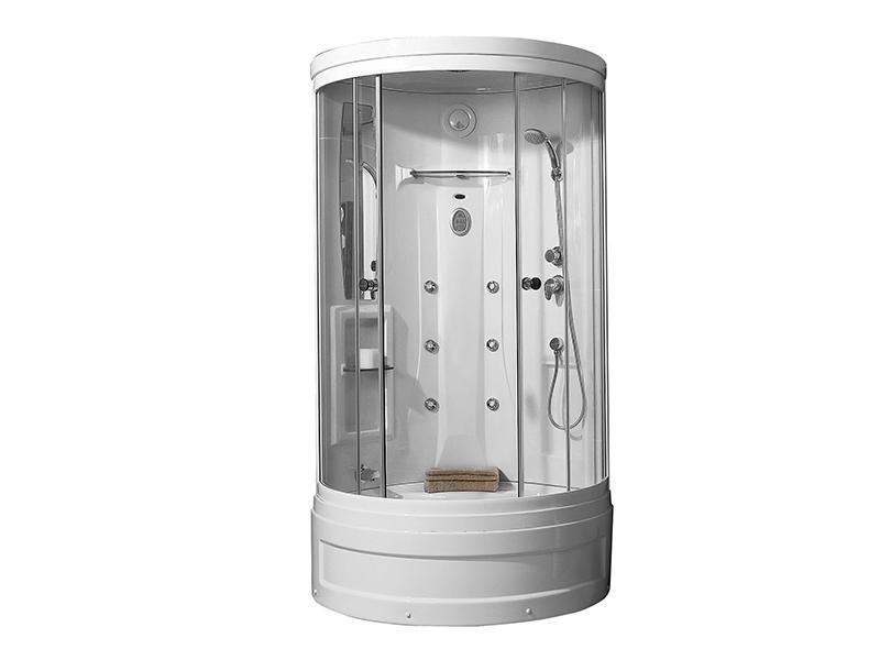Steam jet shower, indoor steam room SU-98