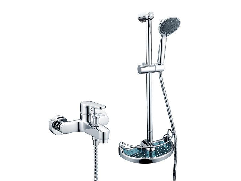Best seller wall shower head, rain shower system AS-7001
