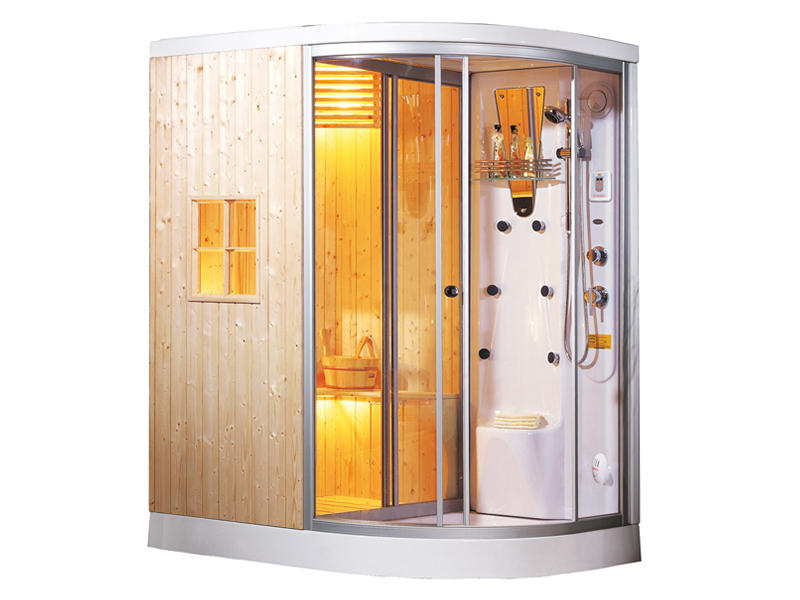 Traditional sauna cabin,health mate sauna AG-0201