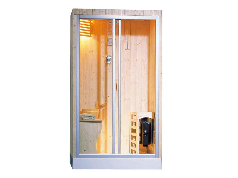 Simple and exquistite personal sauna room AG-800