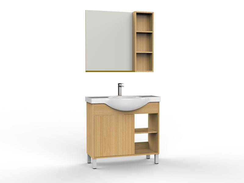 Modern bathroom cabinet,standing bathroom furniture AF-1811